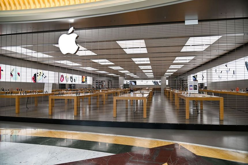Coronavirus outbreak: Apple shuts down stores in Italy indefinitely
