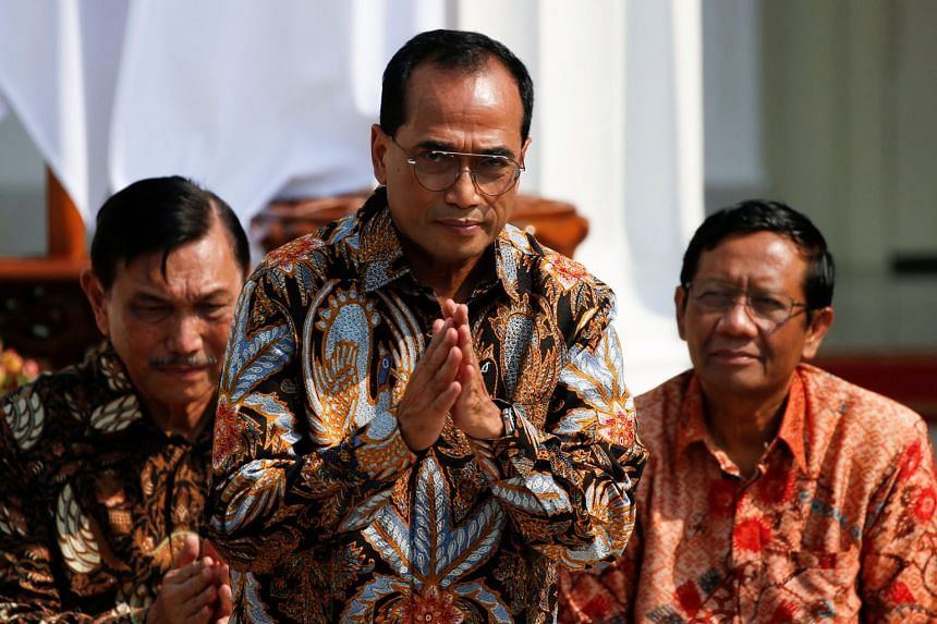 Indonesia president, cabinet to test for Covid-19 infection