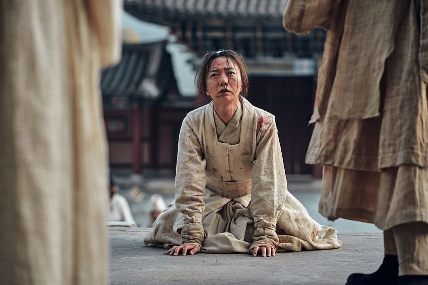South Korean actress Bae Doo-na's character will play a crucial role in the second season of Kingdom.