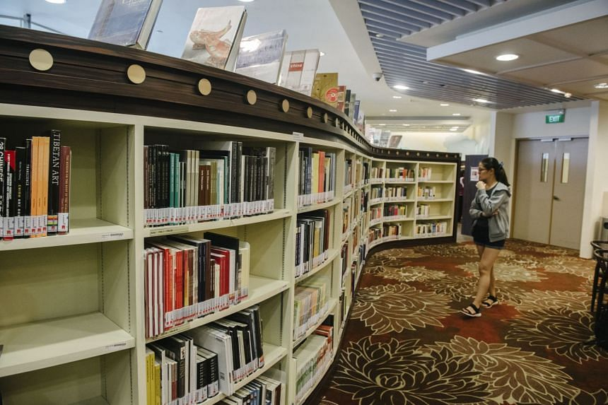 Library@ Chinatown is entirely volunteer-run, part of a new push to increase community involvement in the running of libraries.