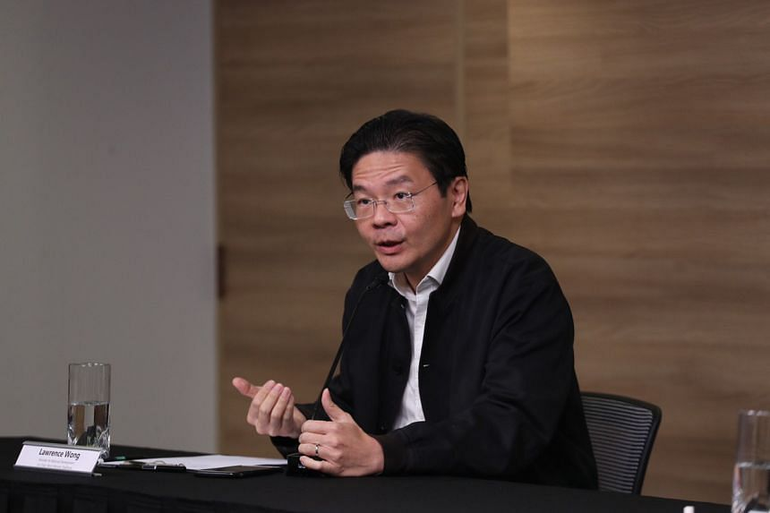 National Development Minister Lawrence Wong said that if the multiple lines of defences that the Government has put in place can be tightened, then Singapore need not reach a situation where the entire city has to be locked down.