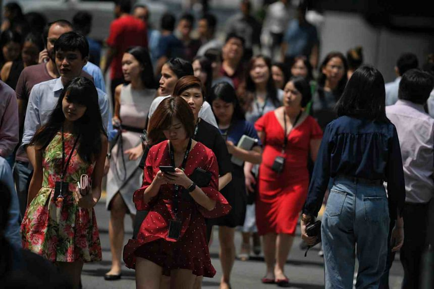 It found that the largest 100 primary-listed companies on the Singapore Exchange had achieved 16.2 per cent of female board participation as at Dec 31, 2019.