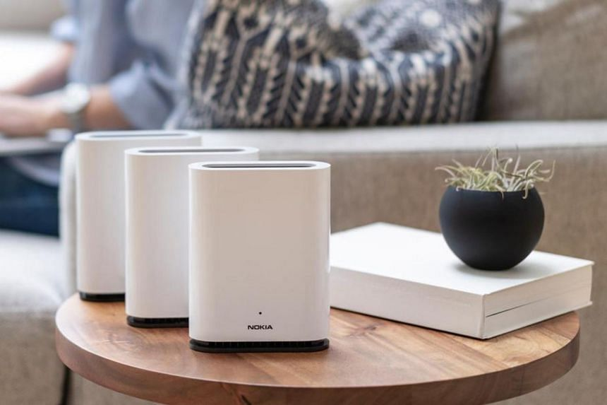 StarHub Smart WiFi - actually the Nokia Beacon 1 - is a mesh system that relies on a network of identical, interconnected routers to eliminate blind spots and improve wireless coverage.