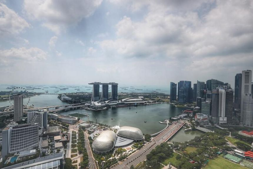Singapore, its long-time regional rival, came in first as its score held steady compared to 2019.