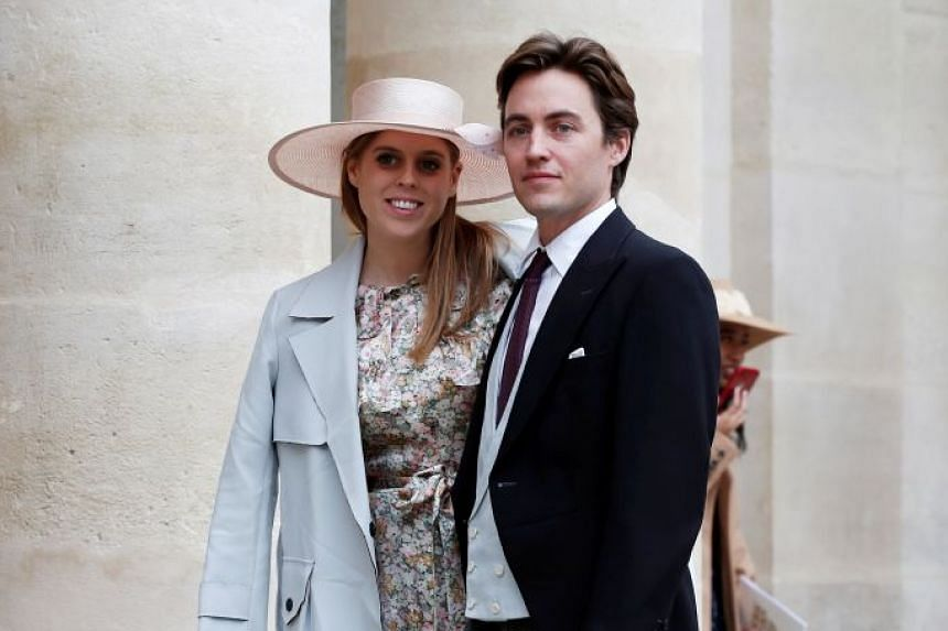 Princess Beatrice forced to cancel palace wedding reception due to coronavirus