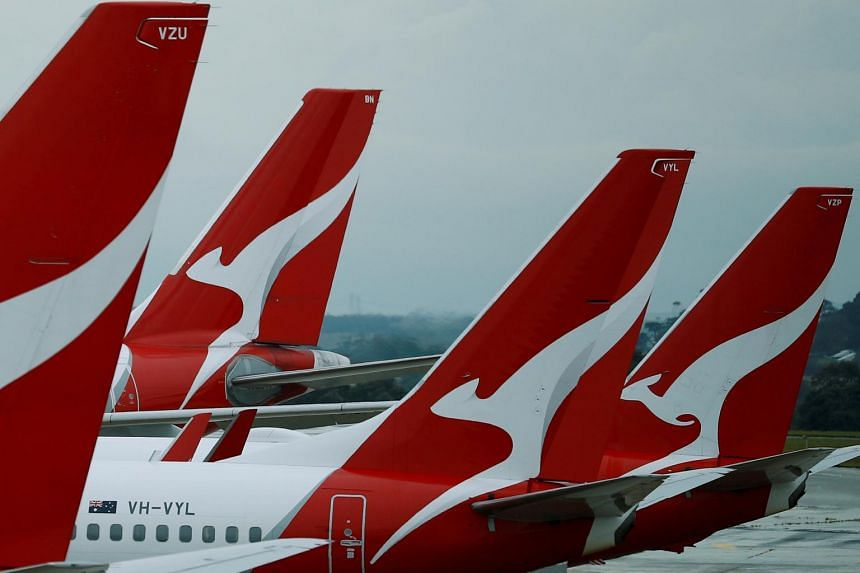 Qantas said it was temporarily laying off 20,000 employees as it suspended all international flights and slashed domestic services by almost two thirds.