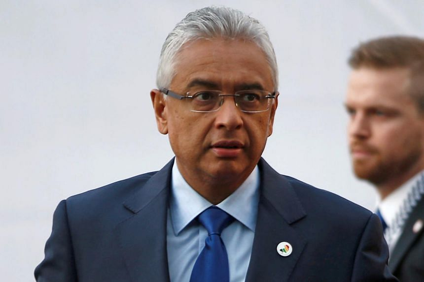 Mauritian Prime Minister Pravind Jugnauth said that two of the infected people were on a cruise ship and the third one returned from Britain.