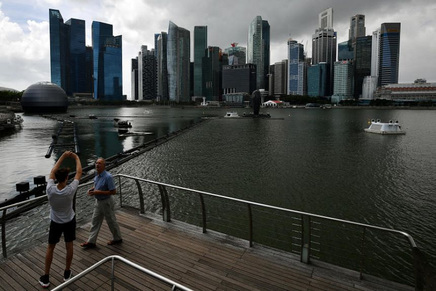 Singapore's downturn this year is expected be a lot deeper than that during the severe acute respiratory syndrome outbreak in 2003, and more painful than the Global Financial Crisis in 2009.