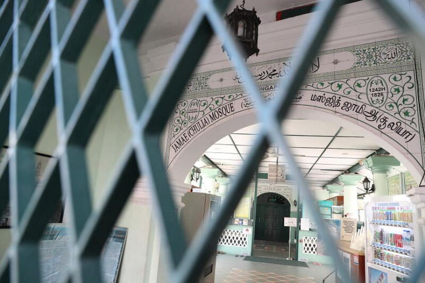 Mosques islandwide are currently closed for two weeks to prevent the coronavirus from spreading any further in religious institutions here.