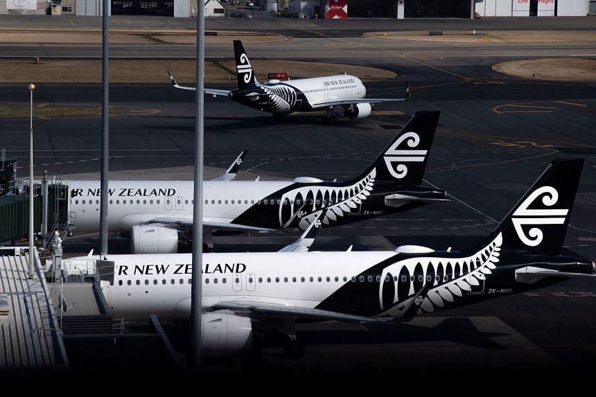 New Zealand offered its national carrier a NZ$900 million ($749.5 million) lifeline.