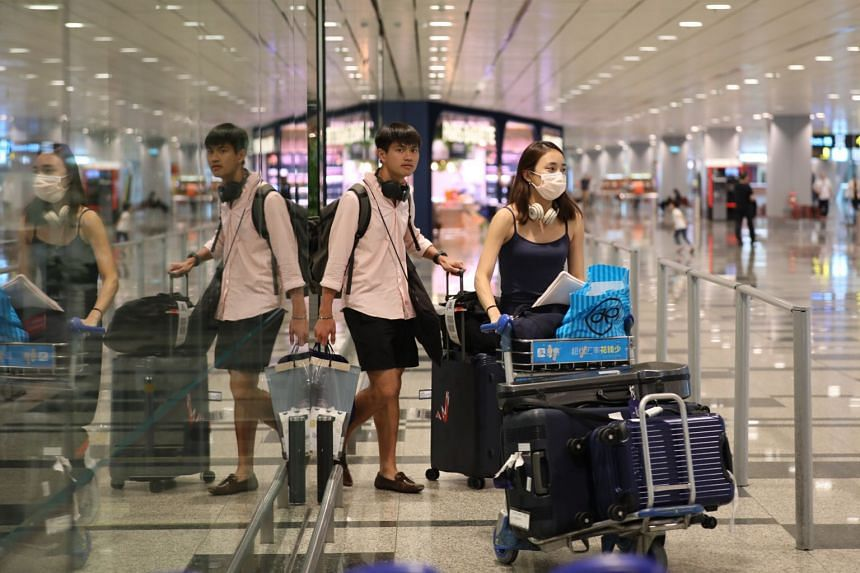 From 11.59pm on March 20, all arriving travellers, including Singaporeans, will face even more stringent measures and will be issued a 14-day stay-home notice.