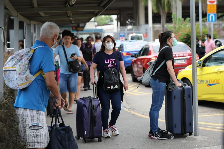 All Malaysians have been barred from travelling overseas, including around 300,000 daily travellers who commute to Singapore on a near daily basis for work or study.