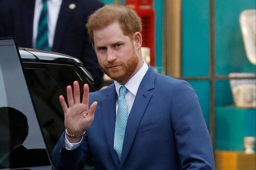 Prince Harry Makes 'Incredibly Difficult' Decision to Cancel 2020 Invictus Games