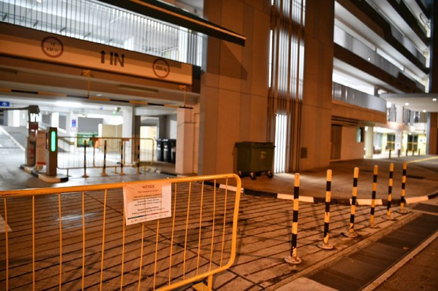 Singapore General Hospital will extend its fever screening area by converting a part of its multi-storey carpark H to help alleviate the load from an increased number of patients.