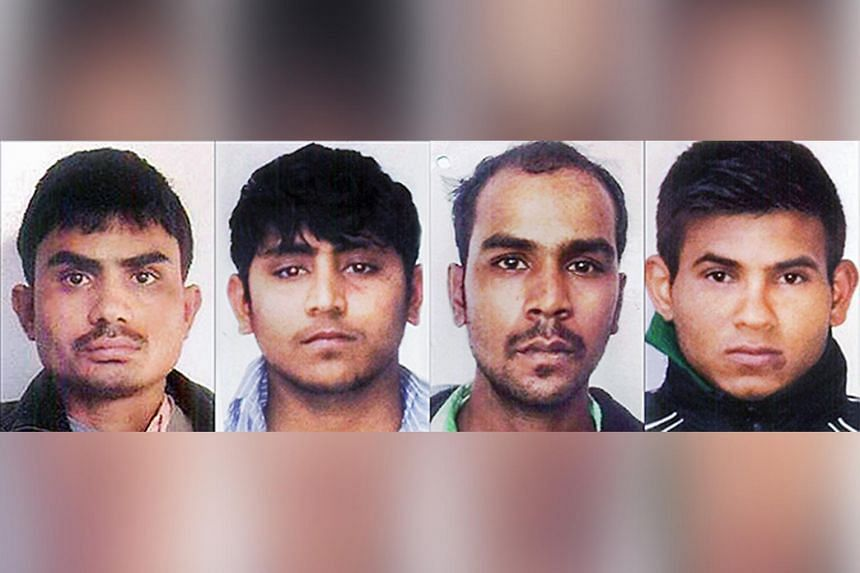 The court dismissed a final petition to delay the hangings of the four men convicted of the 2012 gang-rape and murder of a New Delhi student.