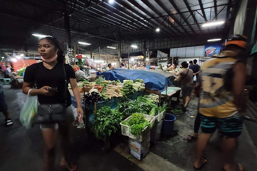 In the main Philippine island of Luzon, home to more than 50 million people, grocery stores and public markets remain open. However, there are no more buses, jeepneys, ride-sharing cars and motorcycles, and motorised rickshaws on the road because of
