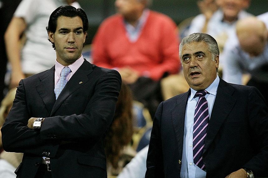 Lorenzo Sanz: Former Real Madrid president dies after contracting coronavirus