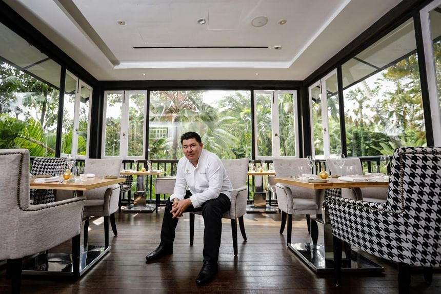 David Thien, a 39-year-old permanent resident who has been based in Singapore since 2007, plans to introduce a new menu in May.