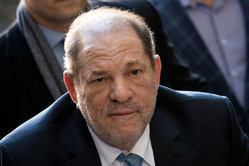 Weinstein arrived at Wende Correctional Facility after being housed at New York City's Rikers Island jail.