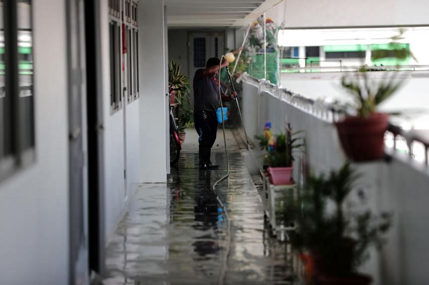 Cleaning service providers here face a lack of manpower following the lockdown imposed by Malaysia earlier this month, which affected a number of cleaners in Singapore who come from across the Causeway.
