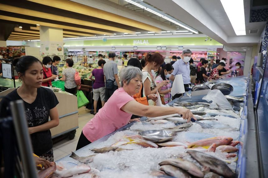 FairPrice said that members of the Pioneer Generation should present their Pioneer Generation card to shop during the priority shopping hour.