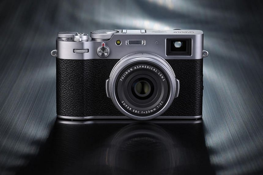 For the X100V, the biggest upgrades are mostly in the interior.