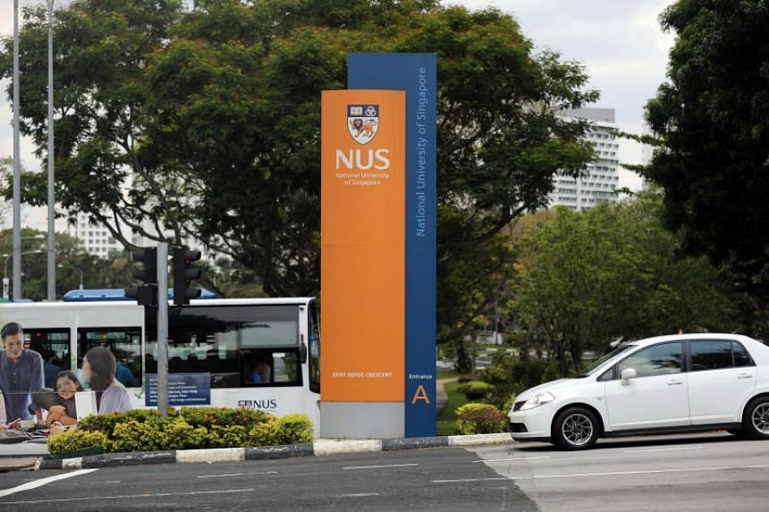 Luah Chao Zhi, who was a business administration student at NUS, pleaded guilty to two counts of insulting a woman's modesty between April and August last year.