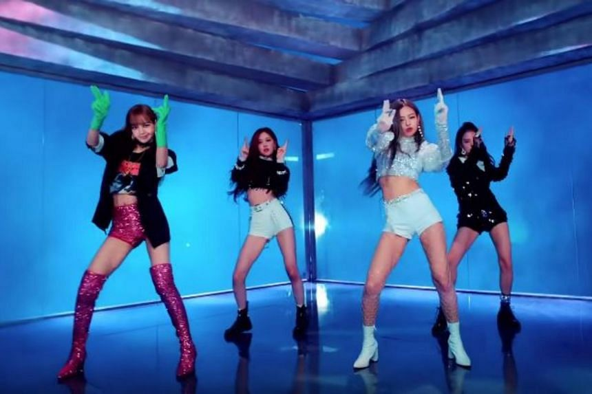 Blackpink's 2018 song Ddu-du Ddu-du achieved the feat in one year and nine months.