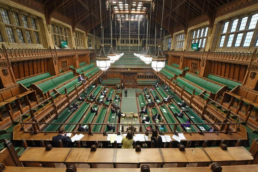 The British government has put forward a motion for the House of Commons, the lower elected chamber, to shut until April 21, 2020.