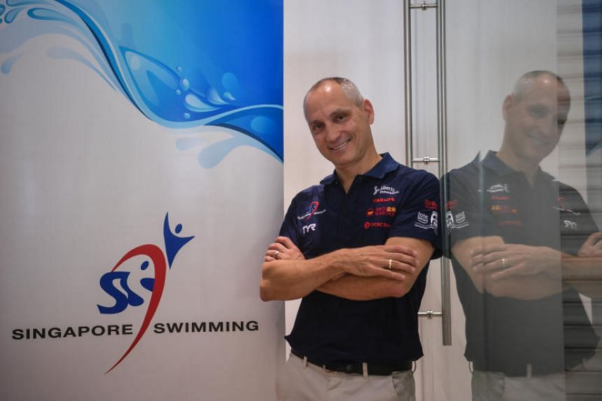 National head coach and performance director of the Singapore Swimming Association Stephan Widmer declined to speculate if the Olympics would have come too soon for Schooling.