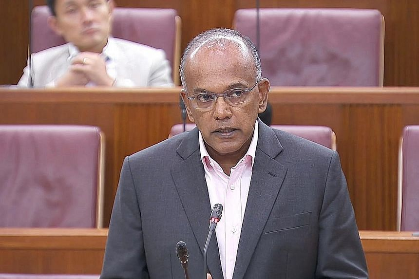 Home Affairs and Law Minister K. Shanmugam also said people who are required to declare their travel history must do so honestly or face severe penalties.