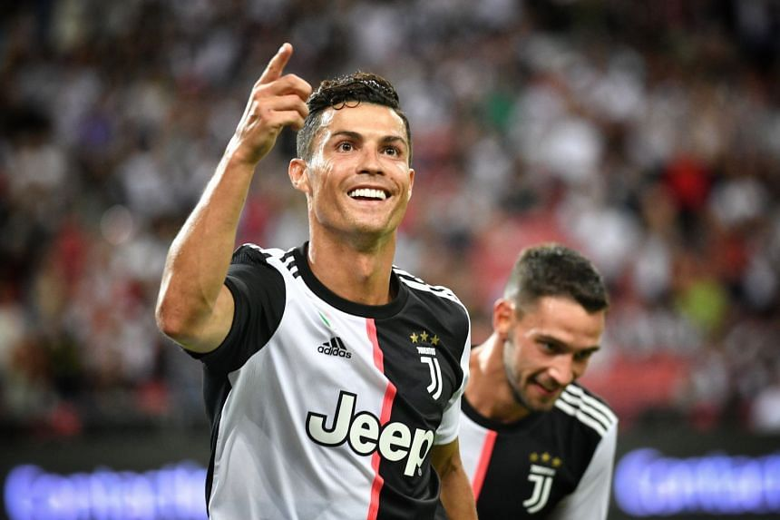 Juventus star Cristiano Ronaldo has five Ballon d'Or awards, as opposed to Messi's six, which is a record.