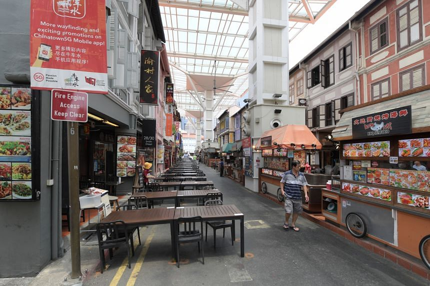 Restaurants, shops, hotels and tourist attractions will pay no property tax for 2020.