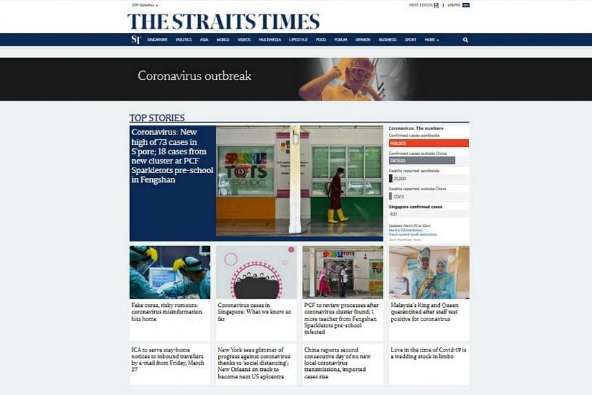 Stay informed on the latest health, economic and social developments related to the outbreak with our news reports and analyses by our correspondents.