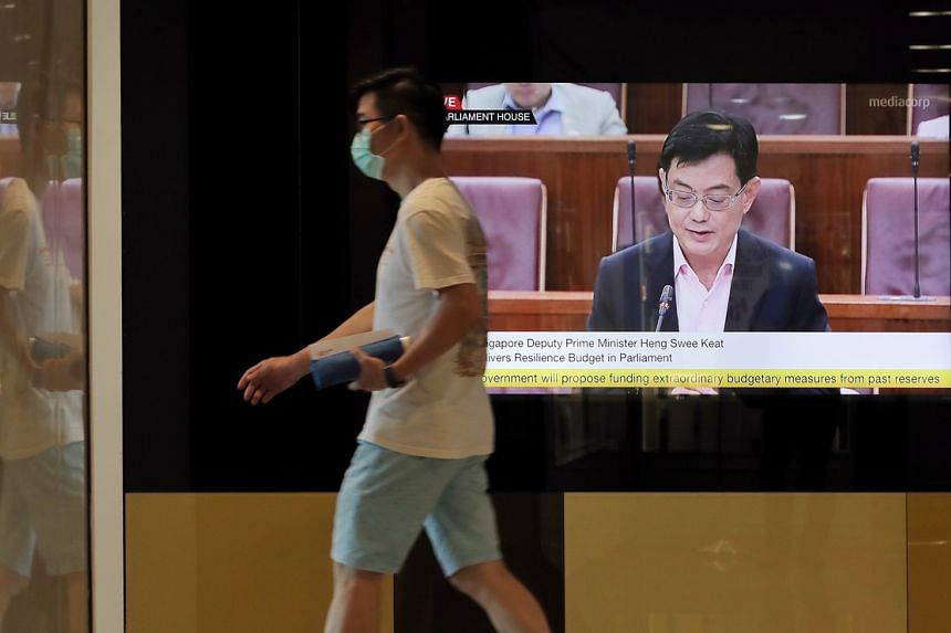 DPM Heng Swee Keat pledged that the Government will lead the way in the fight against Covid-19.