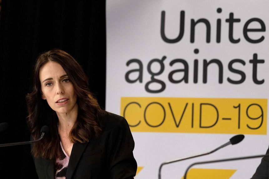 """""""Breaking the rules could kill someone close to you,"""" Prime Minister Jacinda Ardern warned people in a news conference on March 25."""