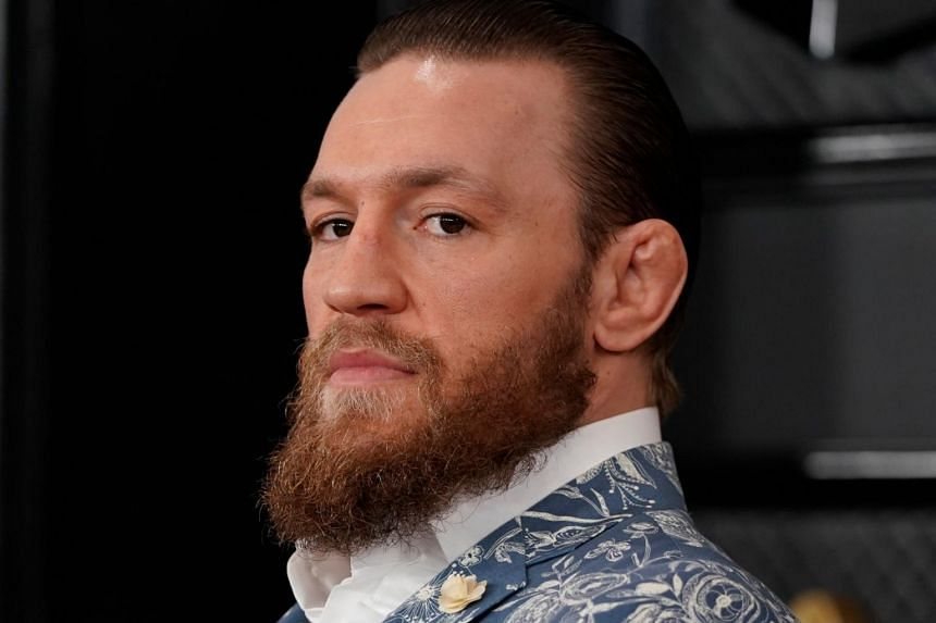 Conor McGregor also called on the Irish government to go further in its efforts to fight the virus and implement more stringent lockdown measures.
