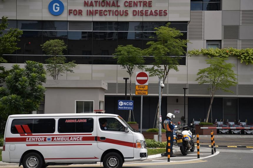 Health Minister Gan Kim Yong added that the country has invested significantly to make sure that it can manage infectious disease outbreaks, highlighting the new National Centre for Infectious Diseases in Novena.