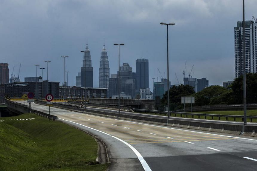 Economists believe that each fortnight at a standstill could push Malaysia's gross domestic product down by 1.5 to 4 percentage points.