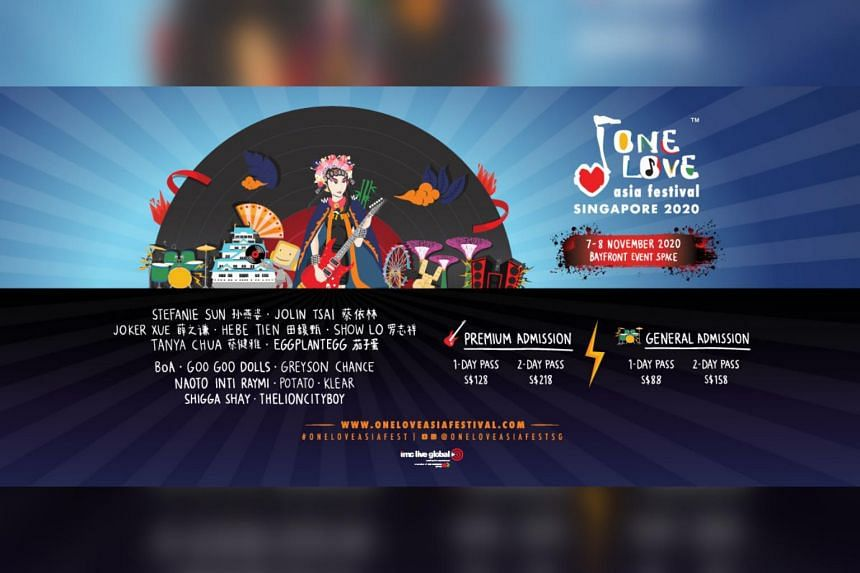Event organiser, IMC Live Global, has announced that the new dates of the event will be on Nov 7 and Nov 8 at the Bayfront Event Space.