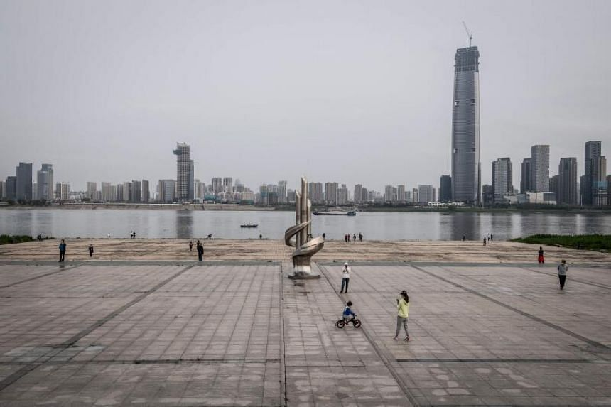 With containment measures largely successful and the epidemic's epicentre now in Europe, China has loosened a two-month lockdown in the city of Wuhan.