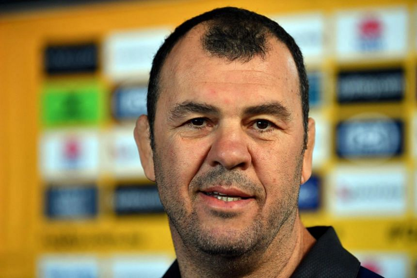 Michael Cheika quit in October after Australia's humiliating World Cup quarter-final exit against England.