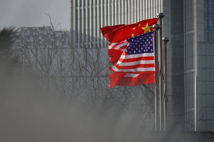 Since the virus began spreading across the United States, Washington and Beijing have waged a global information war over the outbreak.