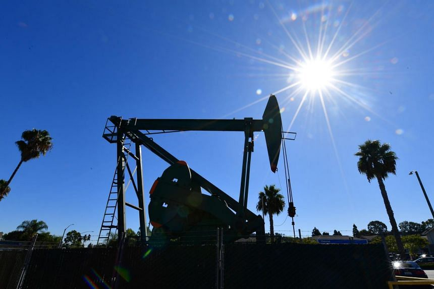 The oil market has been hammered by falling demand.