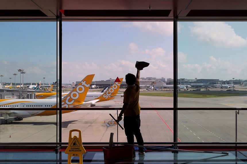 As part of the supplementary budget, companies in the aviation sector can tap an enhanced wage subsidy programme up to the end of this year. The sector will also get a $350 million enhanced aviation support package - more than three times the $112 mi