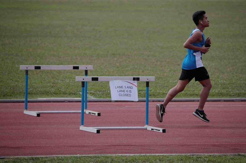 This week, SportSG announced more physical distancing rules after the Ministry of Health imposed stricter new measures.