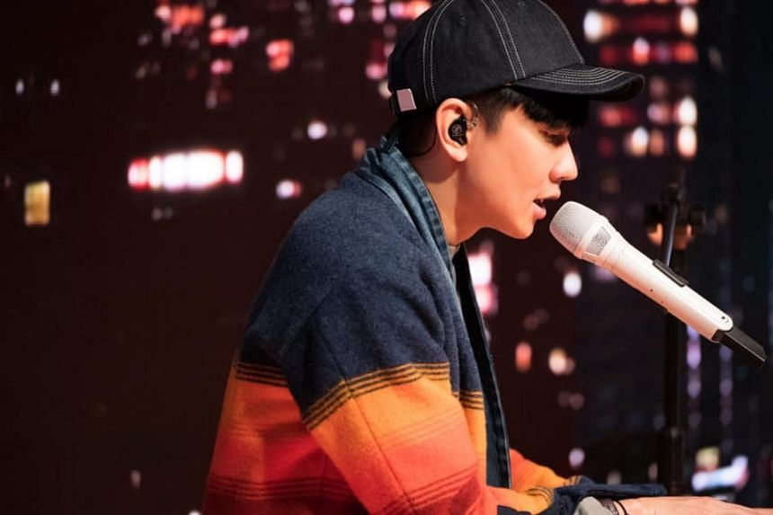 JJ Lin hopes the fan meet can spread some cheer in a time of crisis.