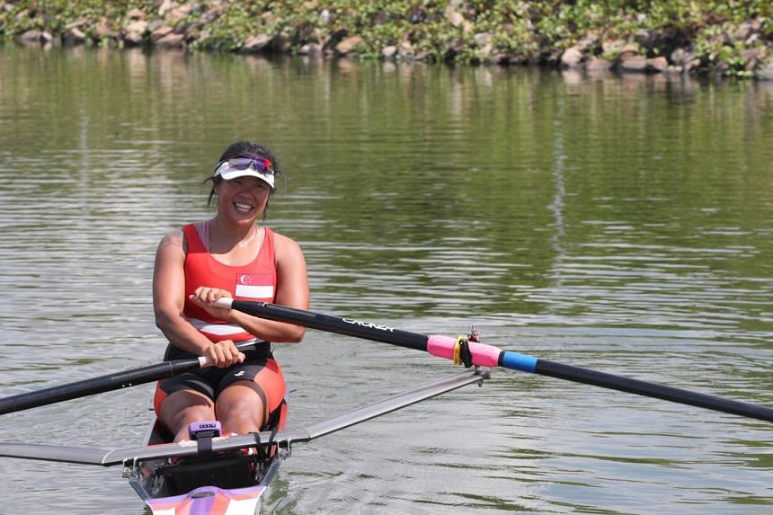 The postponement of the Tokyo Olympics by a year merely means that Singapore rower Joan Poh's finish line has been extended. For her, life and training will go on.