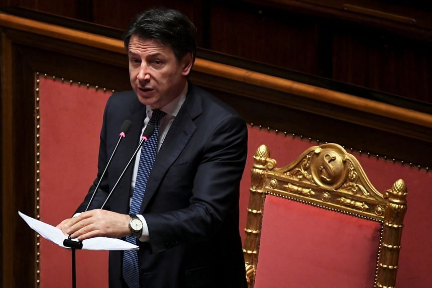 Italian Prime Minister Giuseppe Conte said that even with the launch of a European recovery bond, each country would continue to remain responsible for its public debt.