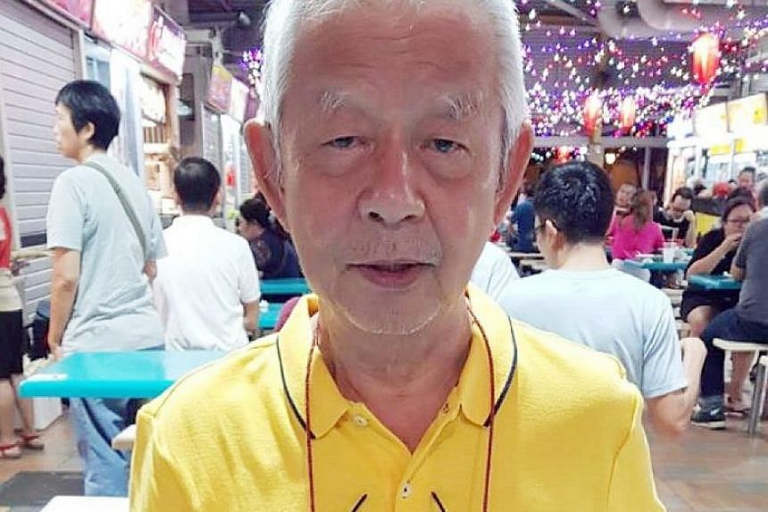 Mr Chung Ah Lay, who was admitted to Singapore General Hospital on Feb 29, died from complications due to Covid-19 infection on March 29, 2020.